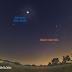 Trăng thượng huyền tháng 10 âm lịch nằm trong chòm sao Aquarius vào chiều tối 29/11