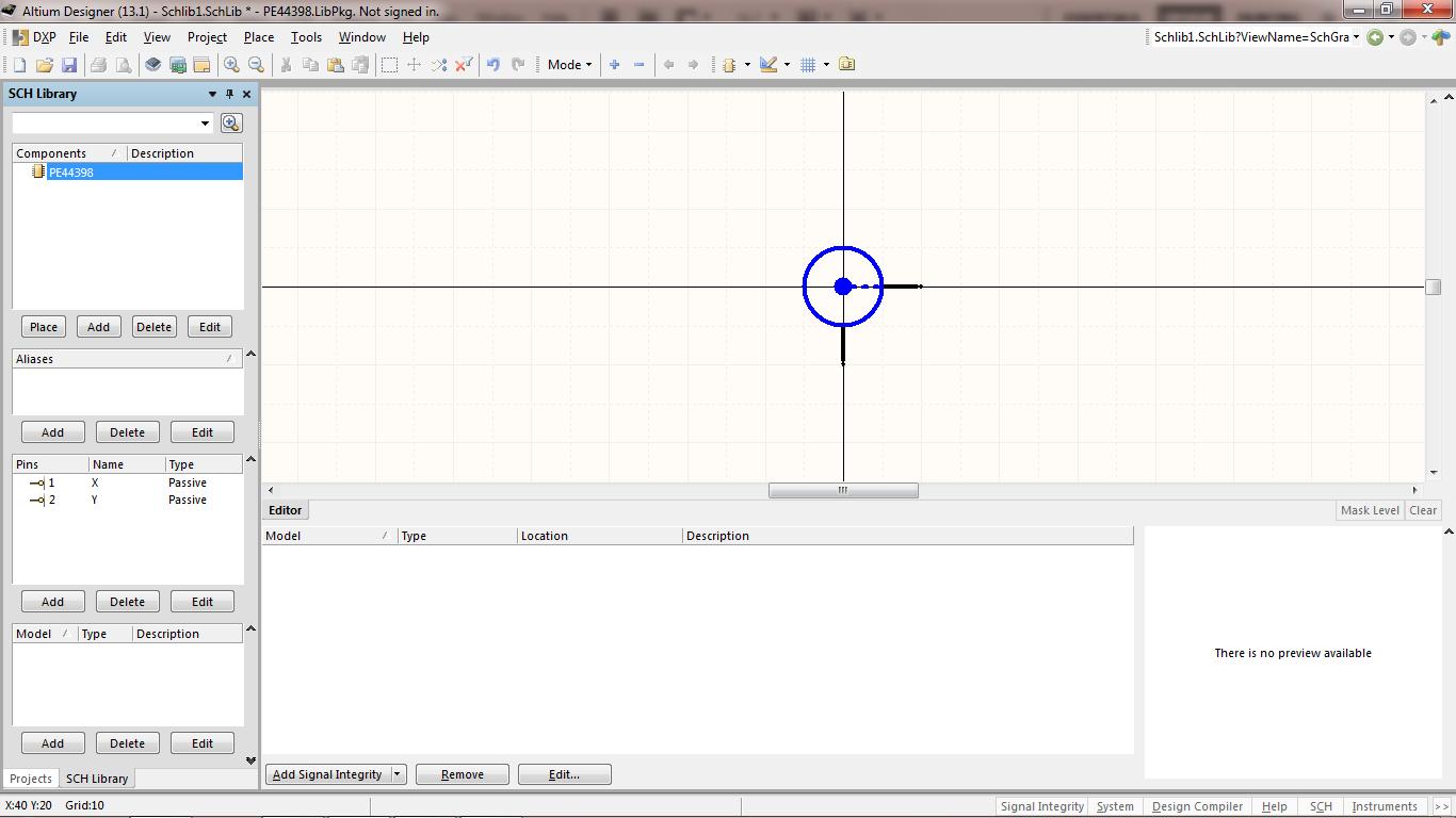 pcb mount n connector schematic footprint creation tutorial bnc connector schematic symbol