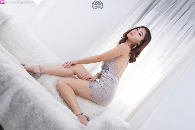 1 Hwang In Ji - Silver Teaser-very cute asian girl-girlcute4u.blogspot.com