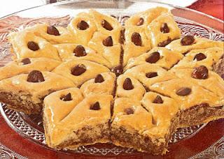 طريقة عمل البقلاوة قسنطينية حلويات جزائرية