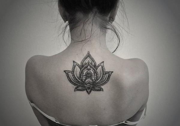 Tatueringar 25 lotus flower tattoo designs lotus flower tattoo mightylinksfo