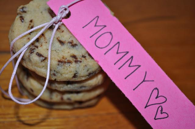 Mommys Cookies Nahaufnahme