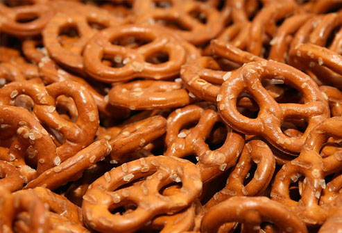 don't let me eat that: why why why why, pretzels?