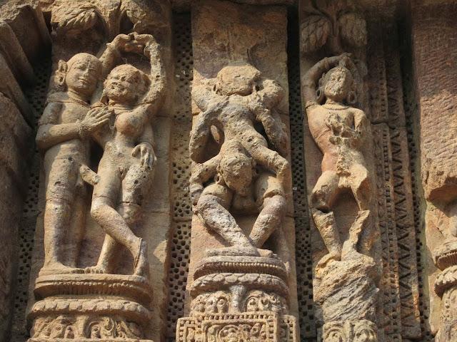 Konark Sun Temple,India