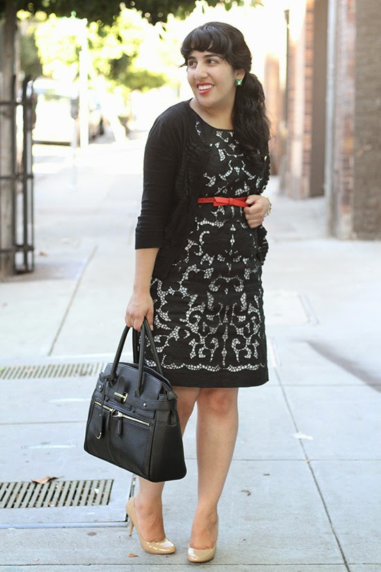 Kate Spade Lace Dress