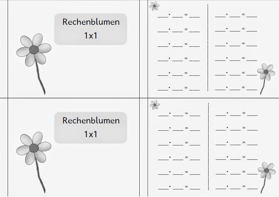 Einmaleins Tintenklex Dyskalkulie Software  OnlineÜbungen