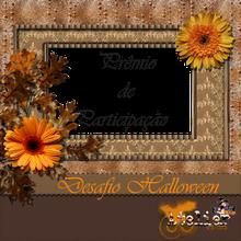 Prémio de Participação D. Halloweem