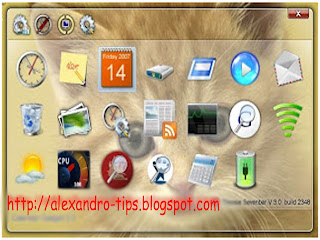 menambah gadget sidebar windows 7 ke xp
