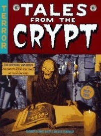 Cover art for Tales From The Crypt: The Official Archives