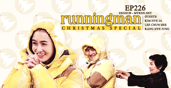 Lee Hyeja, Lee Chunhee and Kang Hyejung RUNNING MAN EP 226 ENG SUB HARU MOM