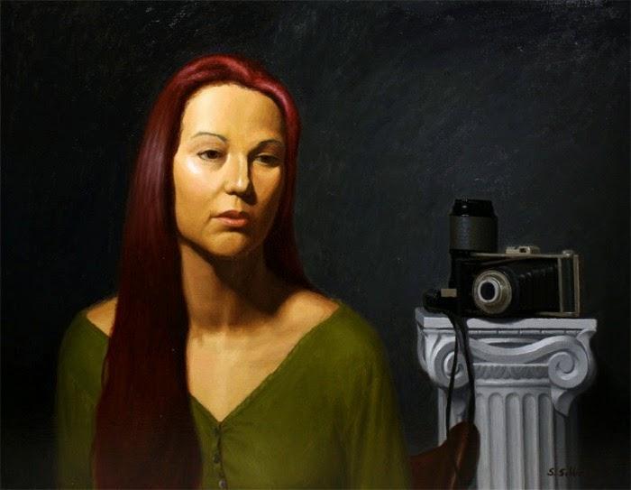 Американский художник. Shawn Sullivan