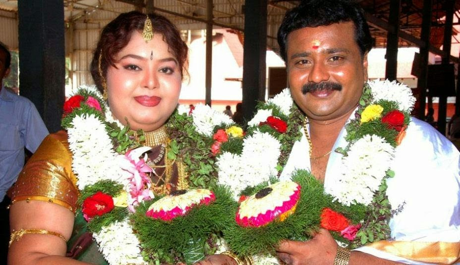 Aarthi Tamil Comedy Actress Marriage