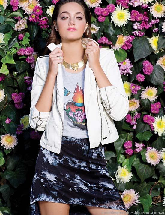 Muaa primavera verano 2014 moda.