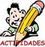 ACTIVIDAD SOBRE LOS TEMAS  3 Y 4