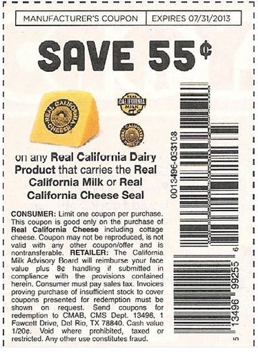 Breakstone cottage cheese coupons