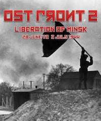 Liberation of Minsk 1944