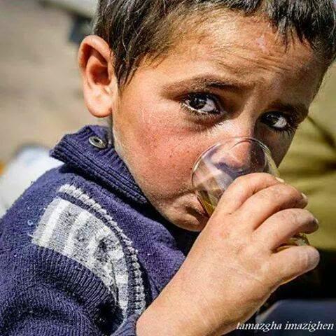 Enfant Amazigh