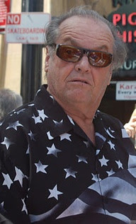 Famous actor Jack Nicholson has bipolar disorder