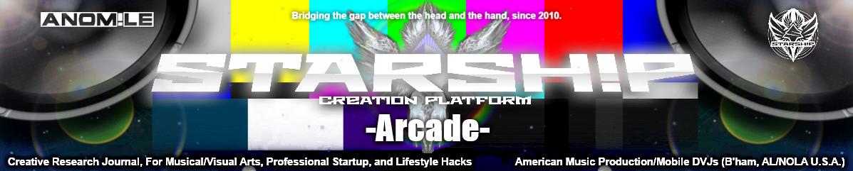 STARSH!P: Arcade