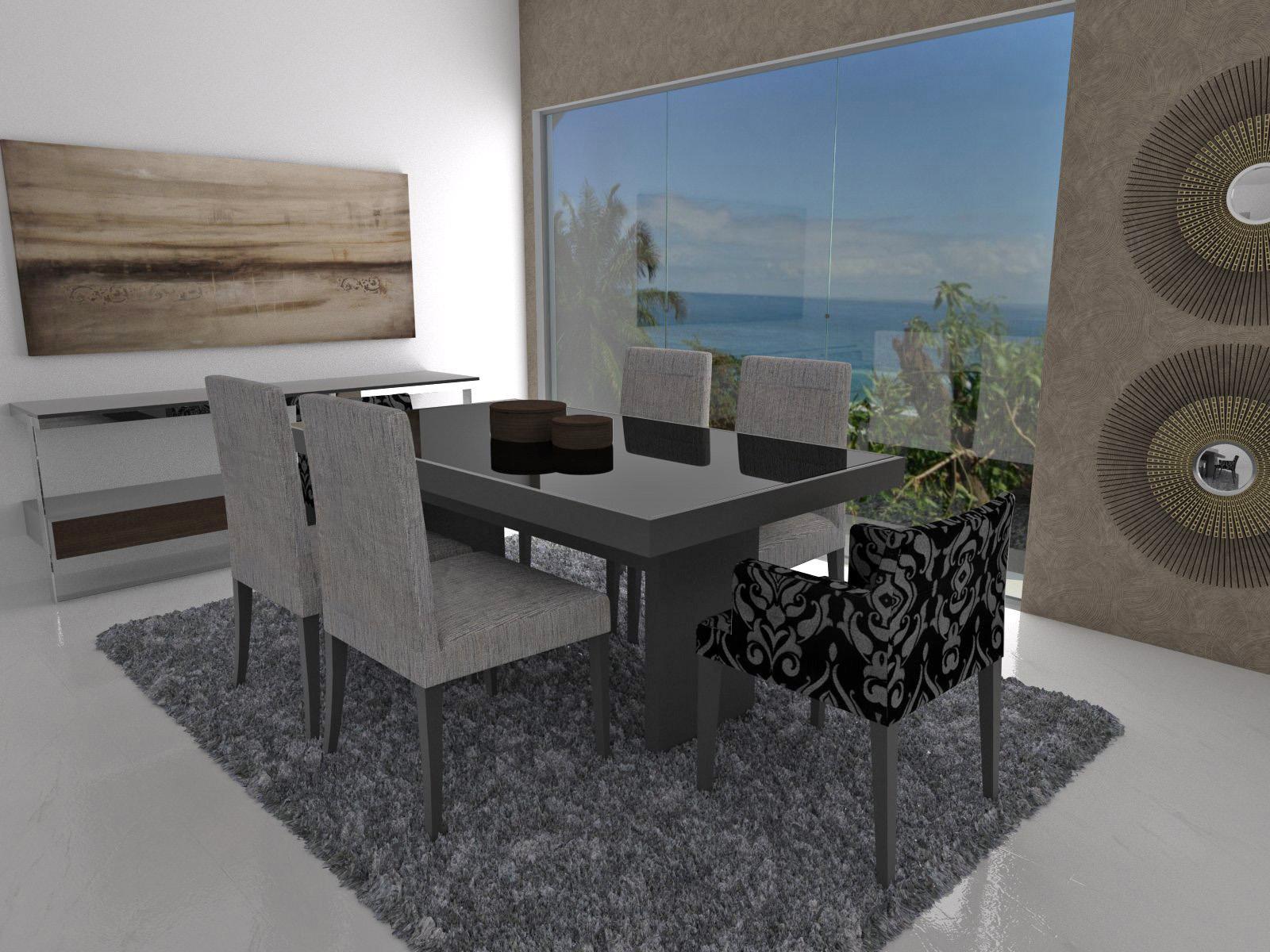Mesa Jantar Moderna Dinner Table Mesa Moderna Redonda Sala Jantar  -> Sala De Jantar Pequena Com Mesa De Marmore