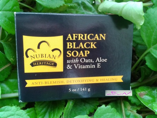 jabón negro africano iherb