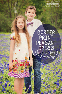 http://www.scatteredthoughtsofacraftymom.com/2015/04/free-peasant-dress-pattern.html