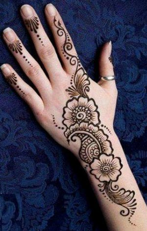 Health Fitness New Beautiful And Stylish Eid Mehndi Designs For
