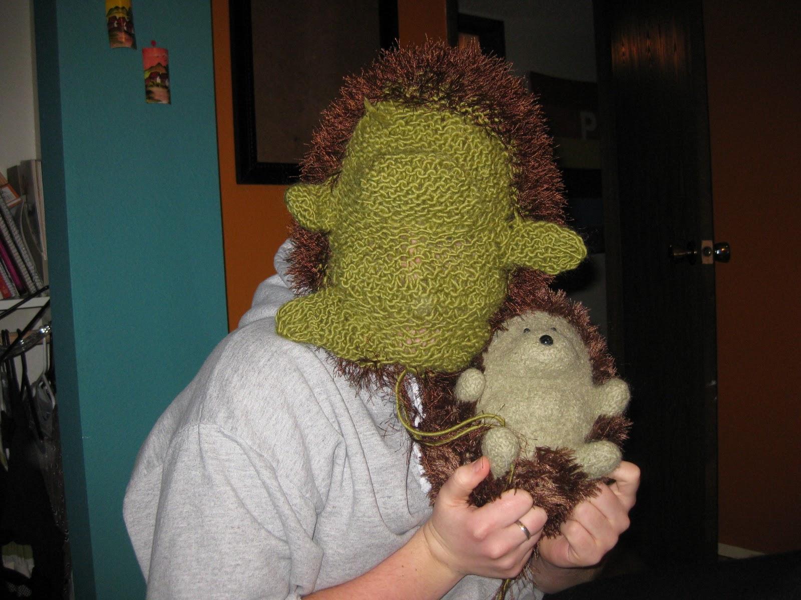 Huggable Hedgehog Knitting Pattern : Huggable Hedgehogs - Crafty Katie