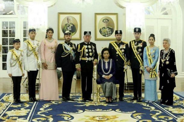 Anakanda-Anakanda Sultan Johor