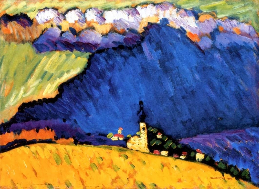 Arte Wassily Kandinsky Part I