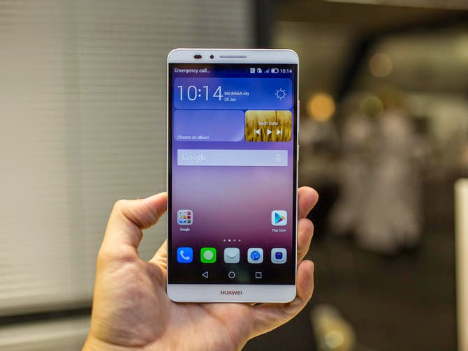 Huawei Mate 7 Limited Edition: Unlock New Possilities