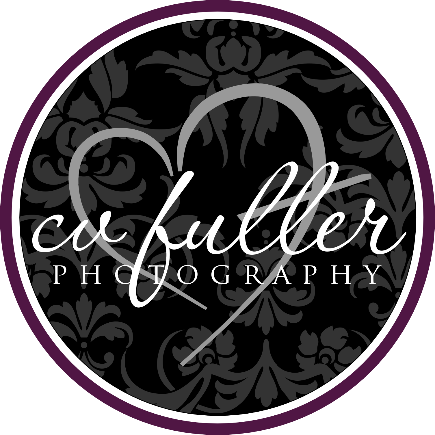 signatures by sarah  business logo package for carly  cv fuller photography
