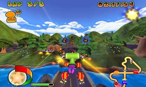 how to Free Download Pac Man World Rally Game Pc full