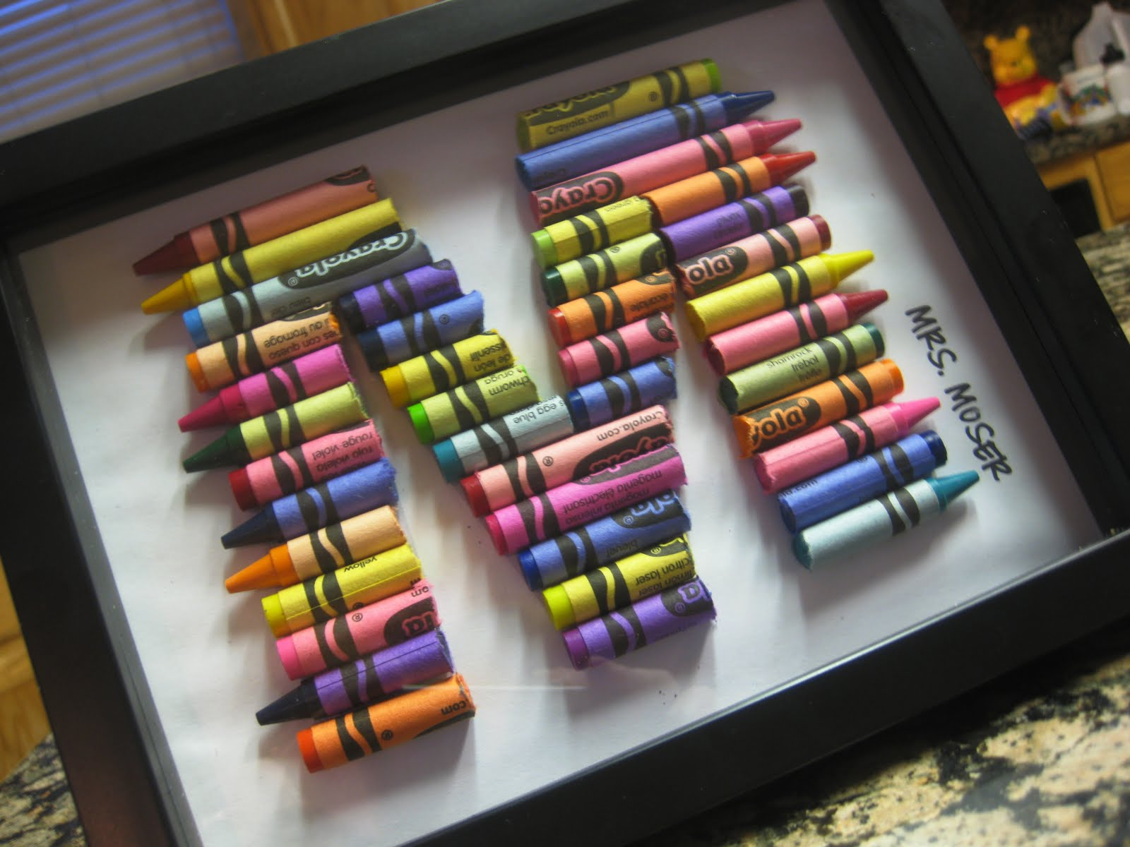 It's Written on the Wall: {Teacher Appreciation} A Crayon ...