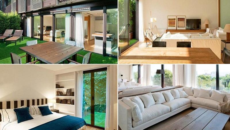 Decoraci n de interiores de mansiones y casas de lujo la for La casa 2013