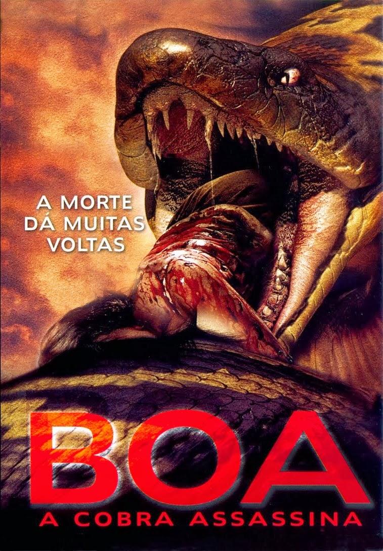 Boa: A Cobra Assassina – Dublado
