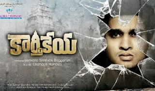 Karthikeya (2014) Telugu Movie First Look Poster, Star Cast and Crew, Release Date, Teaser, Nikhil, Swati
