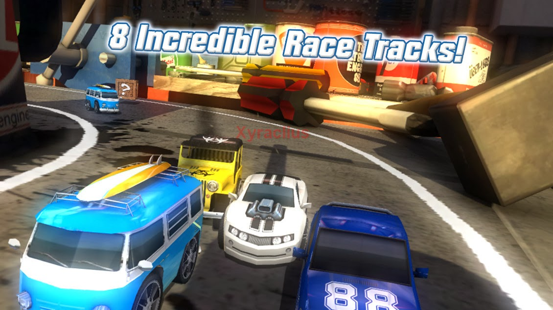 Table Top Racing 1.0.10 Mod Apk+Data (Unlimited Money)