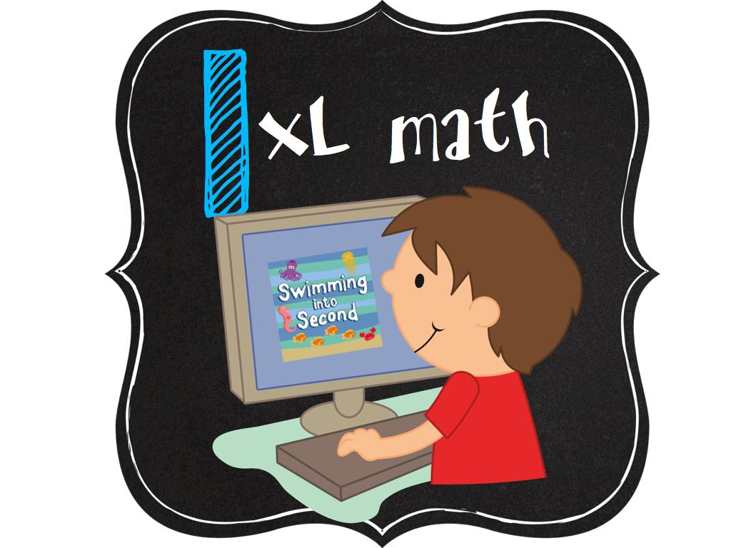 I is for IXL math (ABCs of 2nd grade) – Swimming Into Second