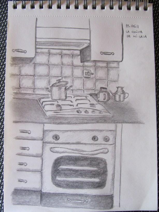 Esquecheando la cocina de mi casa - La cocina de mi casa ...