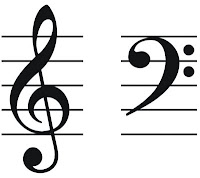 Image of Treble and Bas Clef