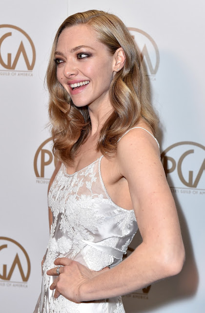 Actress, Singer, Model, @ Amanda Seyfried - 27th annual Producers Guild Awards in Los Angeles