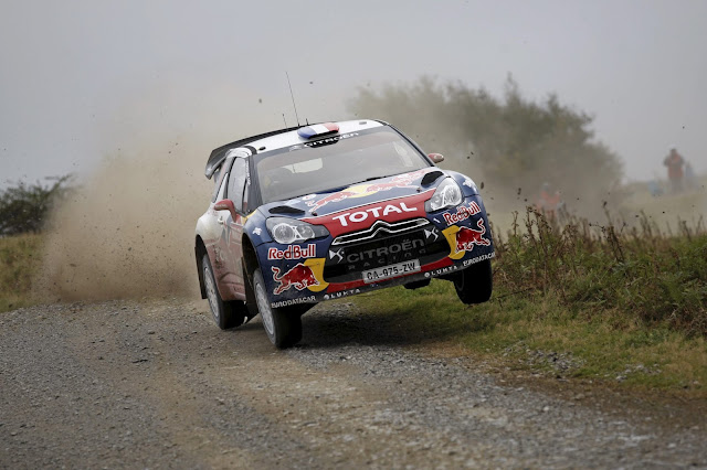 Wales Rally GB to be shown on ITV4