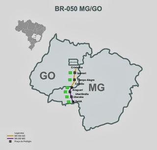 Obra de duplicação da BR 050 será iniciada em quatro meses em Cristalina GO