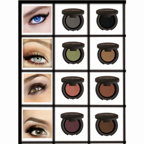 Chromobeauty Makeup 101 Eyes