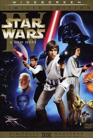 Filme Star Wars: Episódio IV - Uma Nova Esperança Online