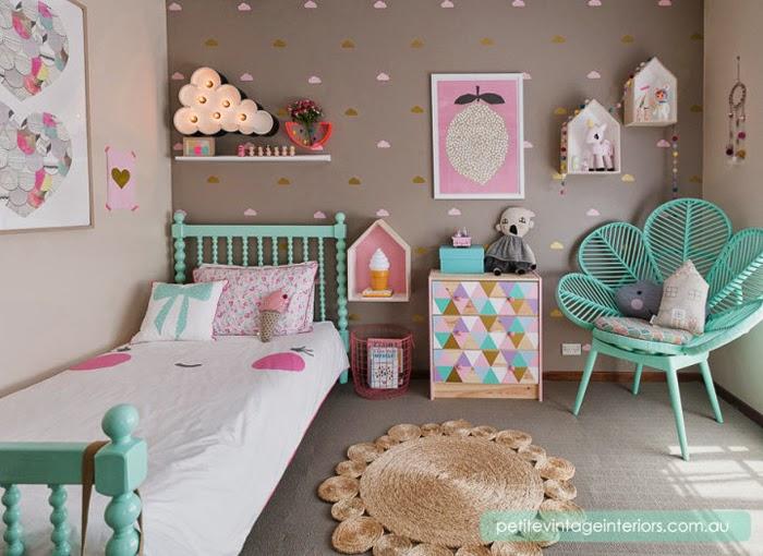 Camere de copii în culori vesele și pastelate Jurnal de design ...