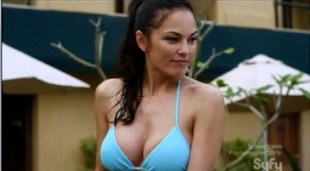 Terri Ivens bikini