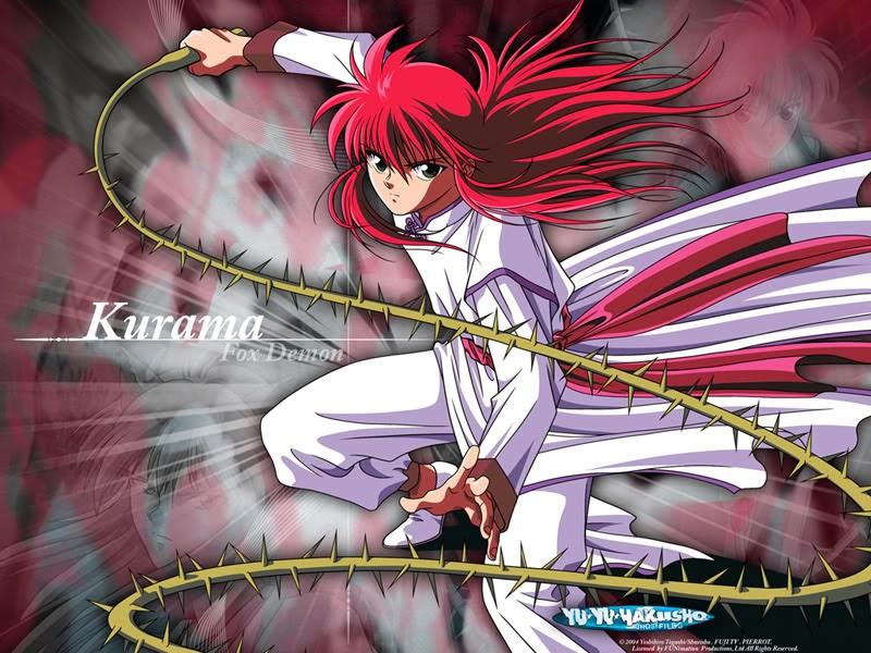 Kurama (Yu Yu Hakuso)