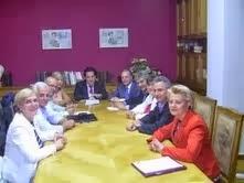 Συνάντηση στο υπουργειο Υγειας 4/10/2013